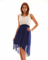 Haine. Rochie High Seduction Blue
