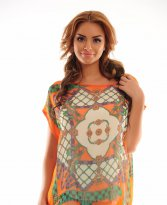 Haine. Bluza Graphic Mirage Orange