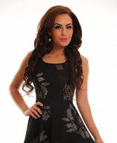 Haine. Rochie Appealing Style Black