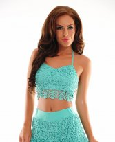 MissQ Gorgeous Fit Mint Set