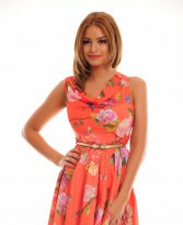 LaDonna Loved Symbol Coral Dress