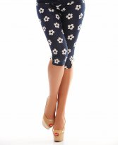 Haine. Pantaloni Fofy Intens Escape DarkBlue
