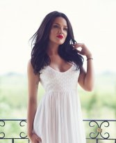 Ana Radu Immersive Look White Dress