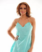 PrettyGirl Hurried Mint Top Shirt