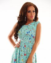 Innocent Charm Mint Dress