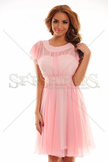 Rochie Galactic Delight Pink