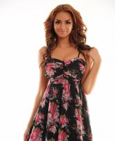 Haine. Rochie Moving Experience Black