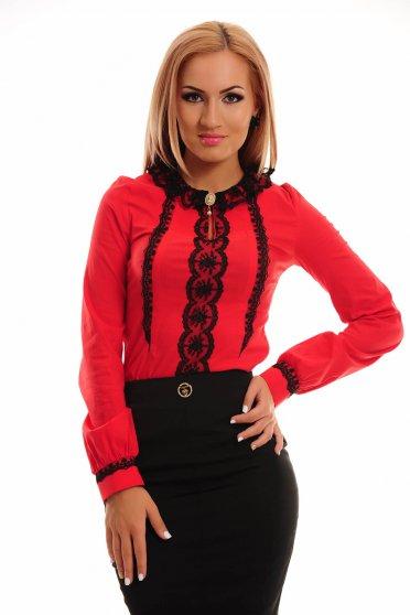 Camasa LaDonna Discreet Charm Red