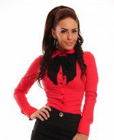 LaDonna Poisonous Style Red Shirt