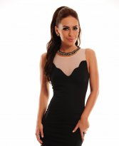 Haine. Rochie Supreme Seduction Black