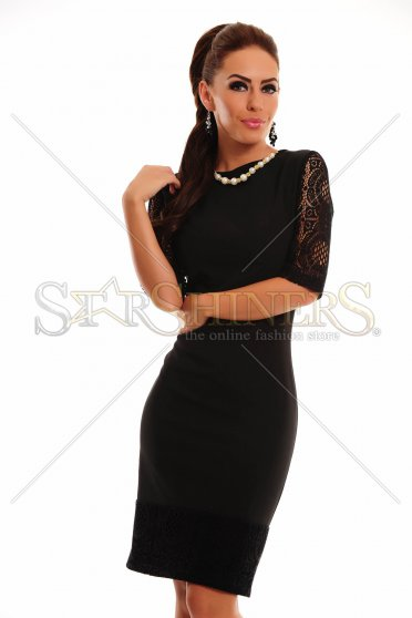 Rochie LaDonna Adorable Essence Black