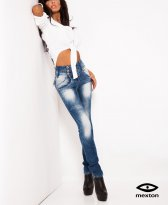 Mexton Daily Escape Blue Jeans
