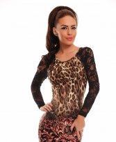 MissQ Wild Lace Red Dress