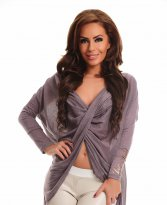 Haine. Bluza MissQ Young Carriage Brown