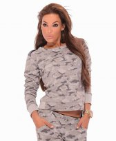 MissQ Military Figure Grey Set
