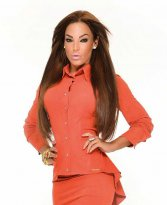 Haine. Camasa MissQ Hot Sleeves Orange