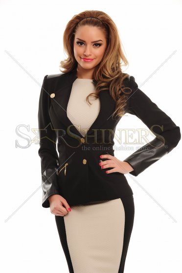 Sacou LaDonna Impressive Look Black
