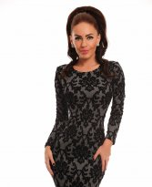 StarShinerS Emotion Black Dress