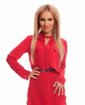 Haine. Camasa Special Simplicity Red