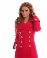 LaDonna Natural Concept Red Coat