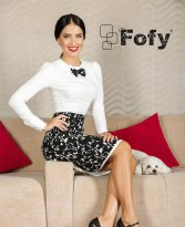 Fofy Special Recall White Shirt
