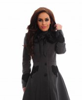 LaDonna Best Impulse DarkGrey Coat