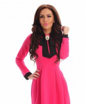Haine. Rochie LaDonna Utterly Famous Pink