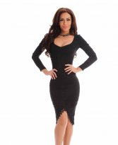 Haine. Rochie StarShinerS Devotion Black