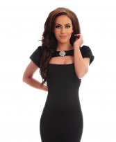Haine. Rochie Mexton Magic Emotion Black