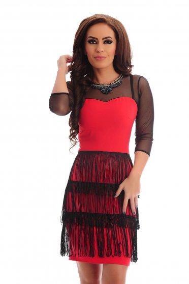 Rochie LaDonna Modern Spirit Red