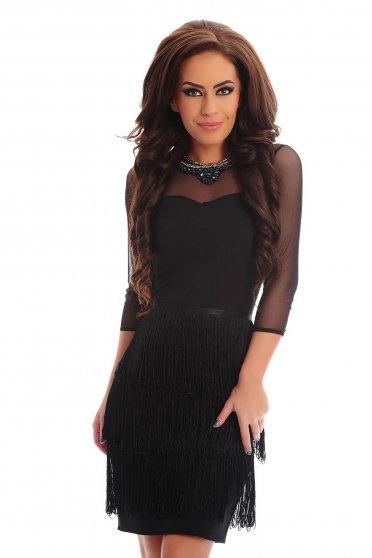 Rochie LaDonna Modern Spirit Black