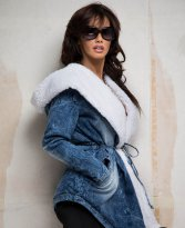 Mexton Cold Weather Blue Coat