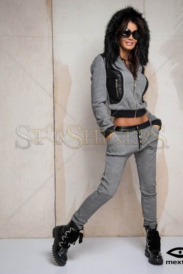 Trening dama Mexton Flowing Fur Grey