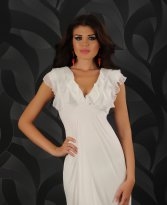 Rochie Angel Wish White