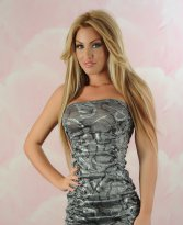 Rochie Missq Colour Magic Silver