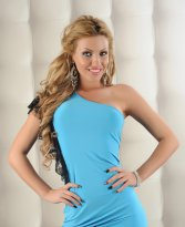 Rochie Fashion Rush Blue