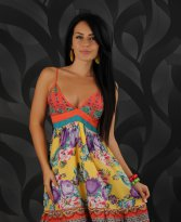 Rochie Summer Candy Yellow