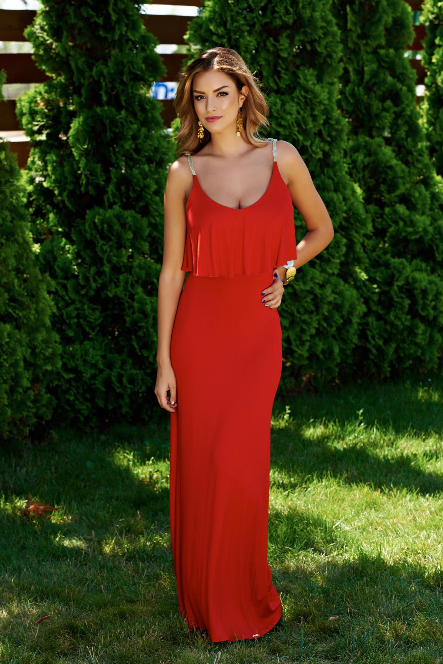 Rochie MissQ Mannequin Red