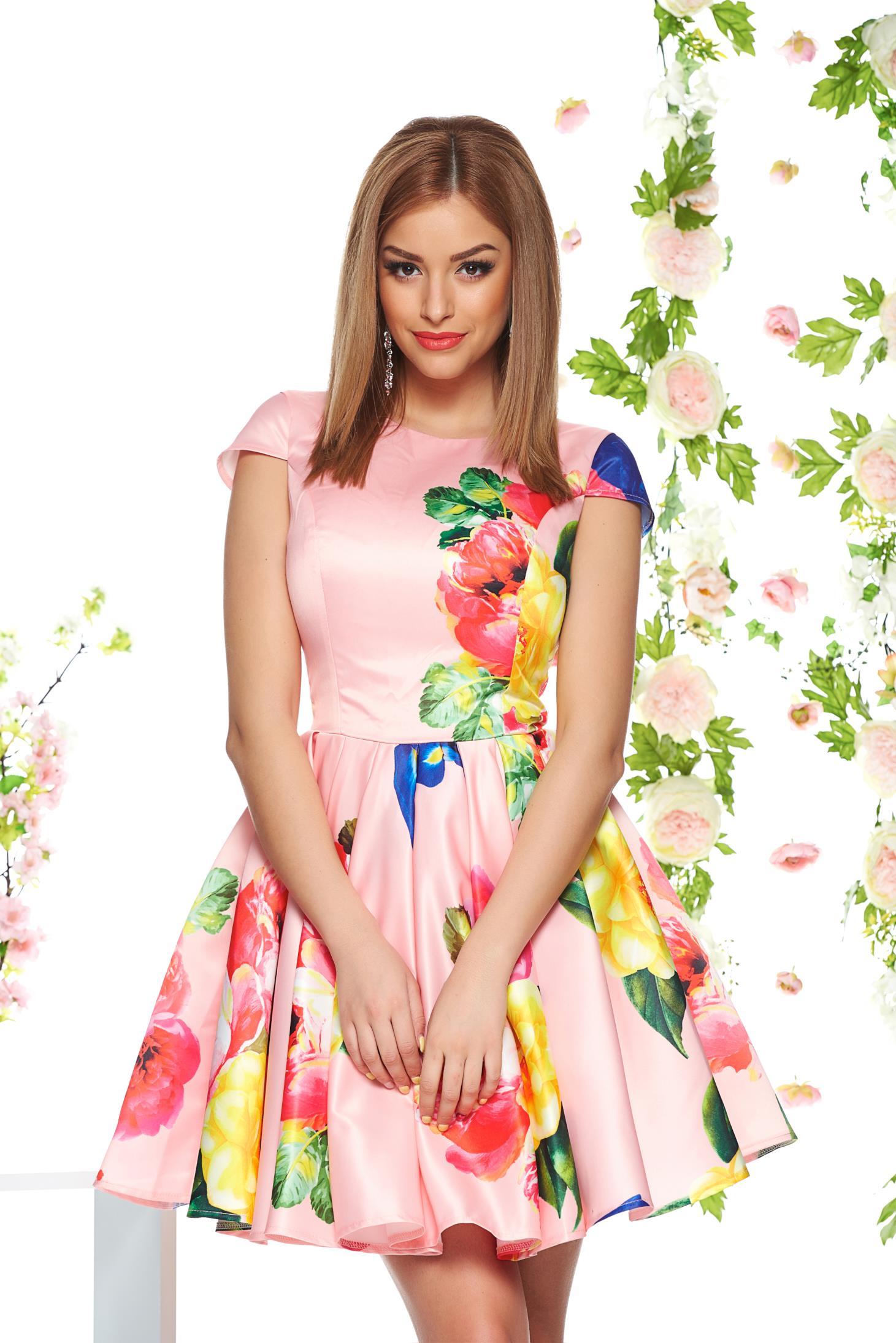 Rochie Artista Spring Enchantment Rosa