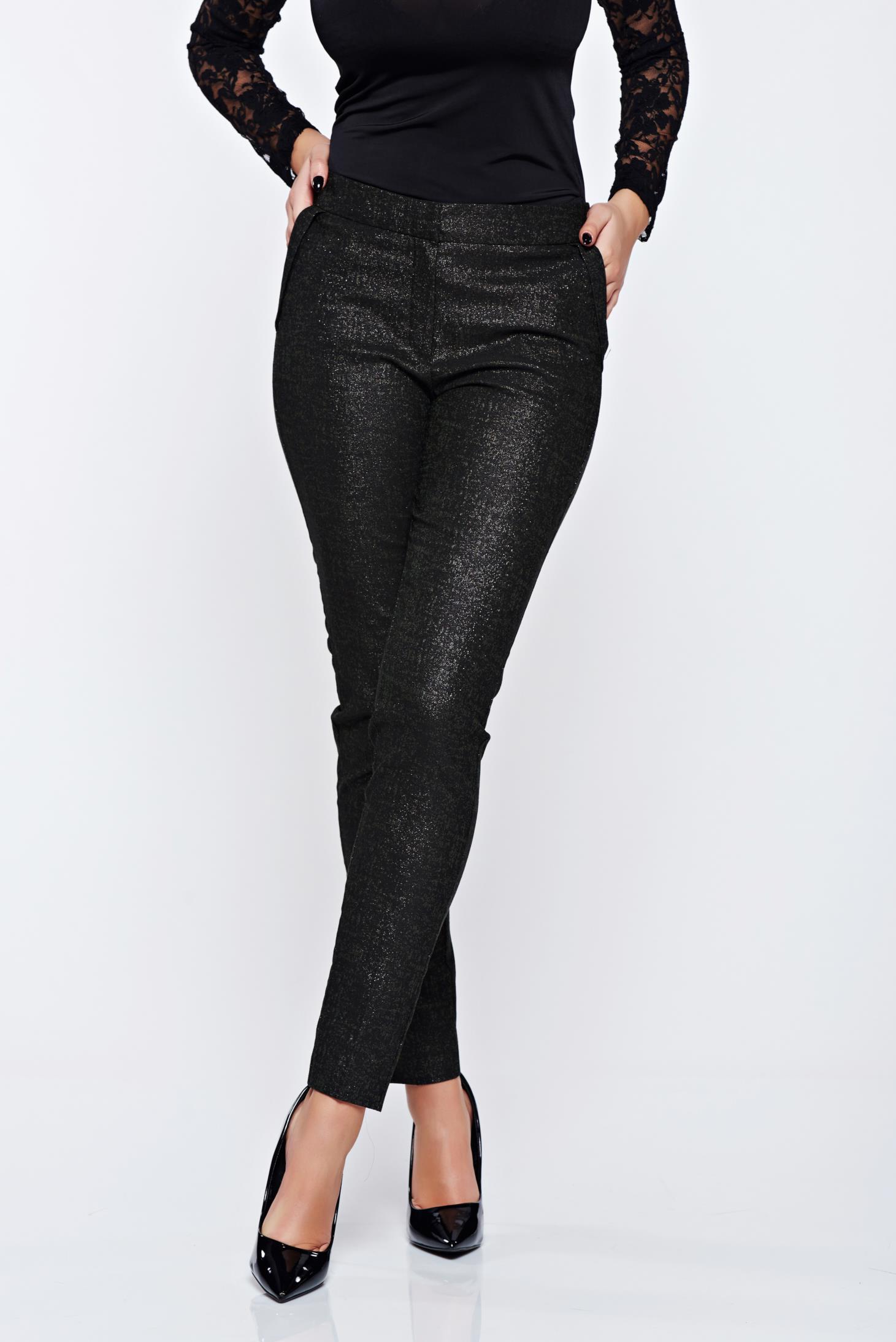 Pantaloni Top Secret S020033 DarkGreen