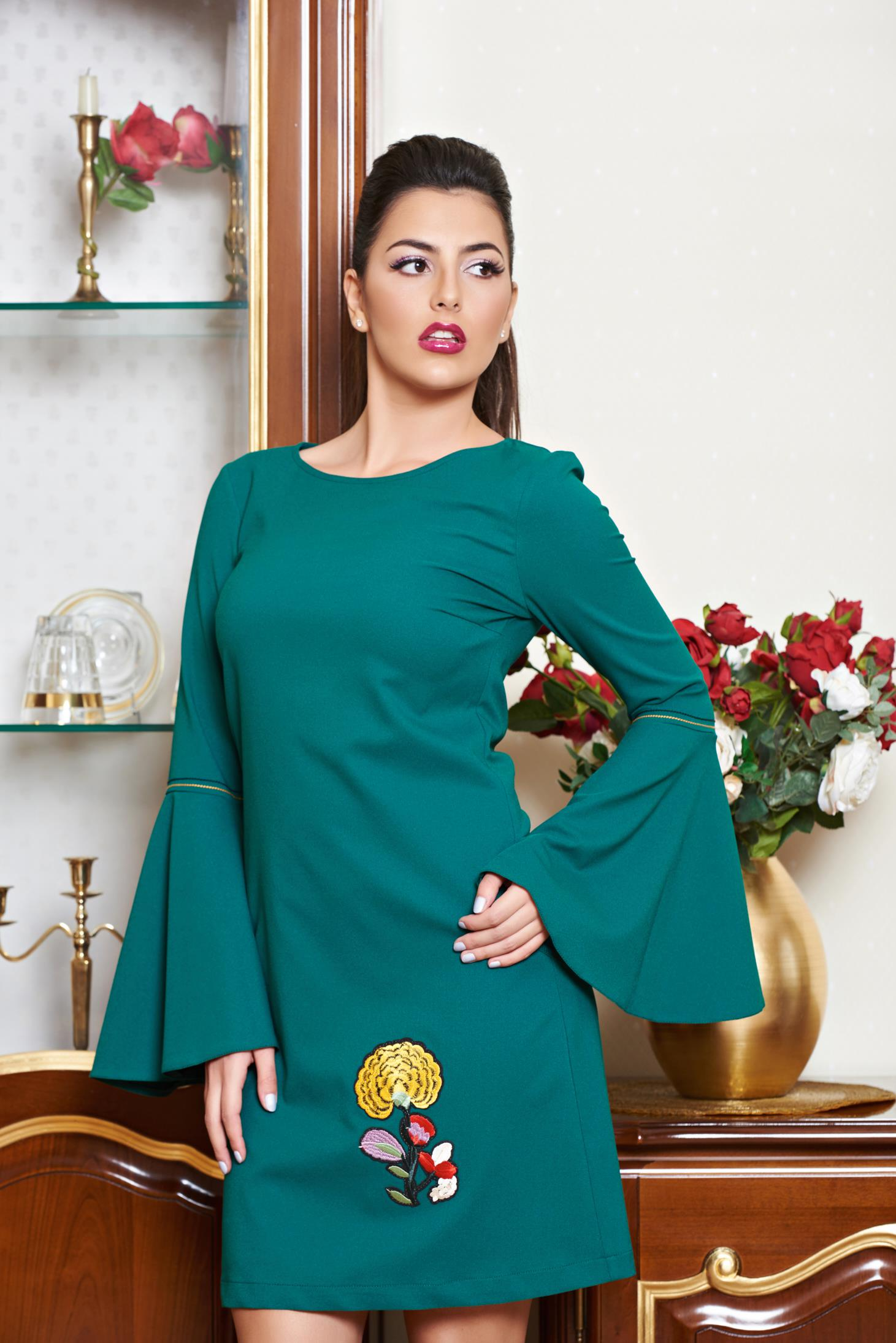 Rochie LaDonna Lovely Fall Green