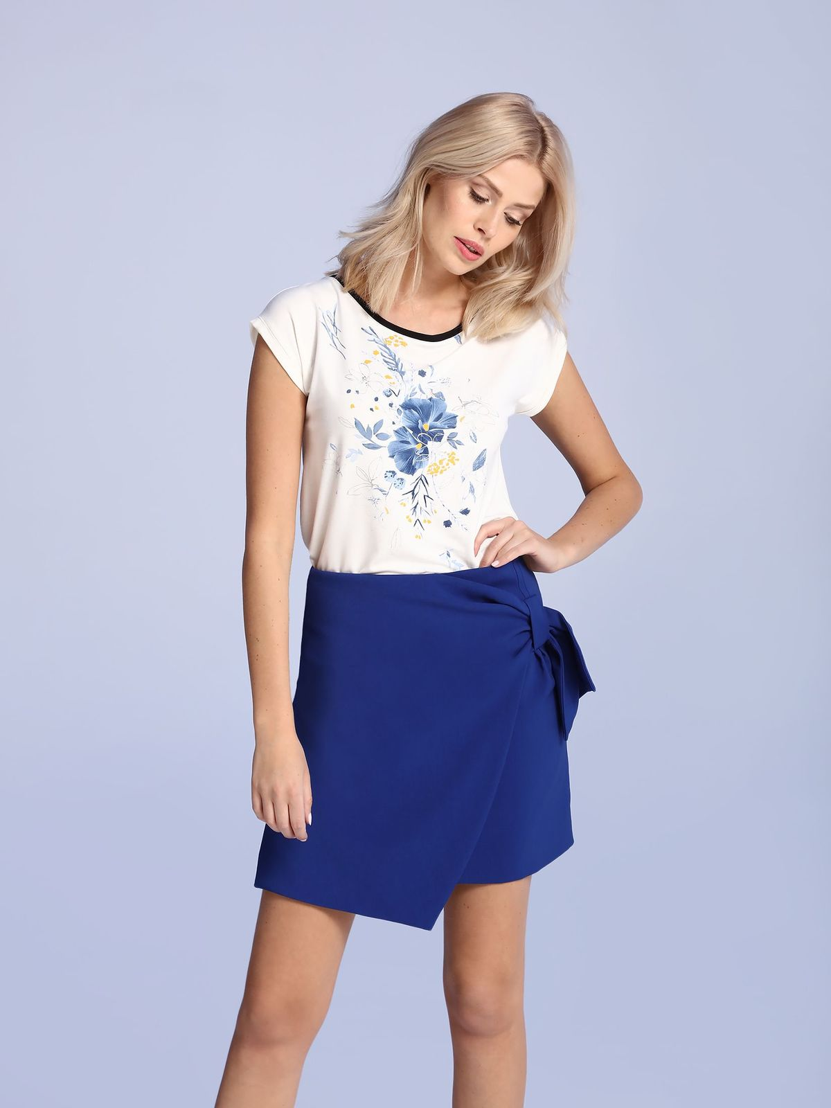 Fusta Top Secret S027580 Blue