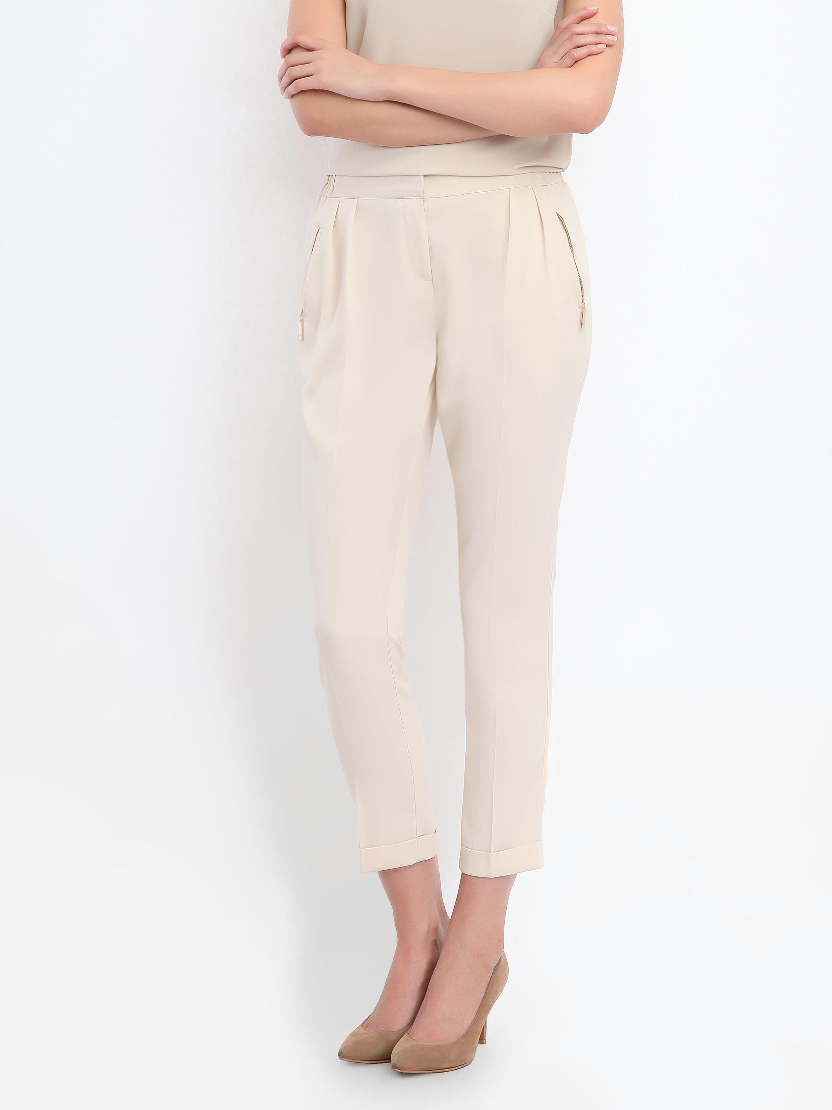 Pantaloni Top Secret S028014 Peach