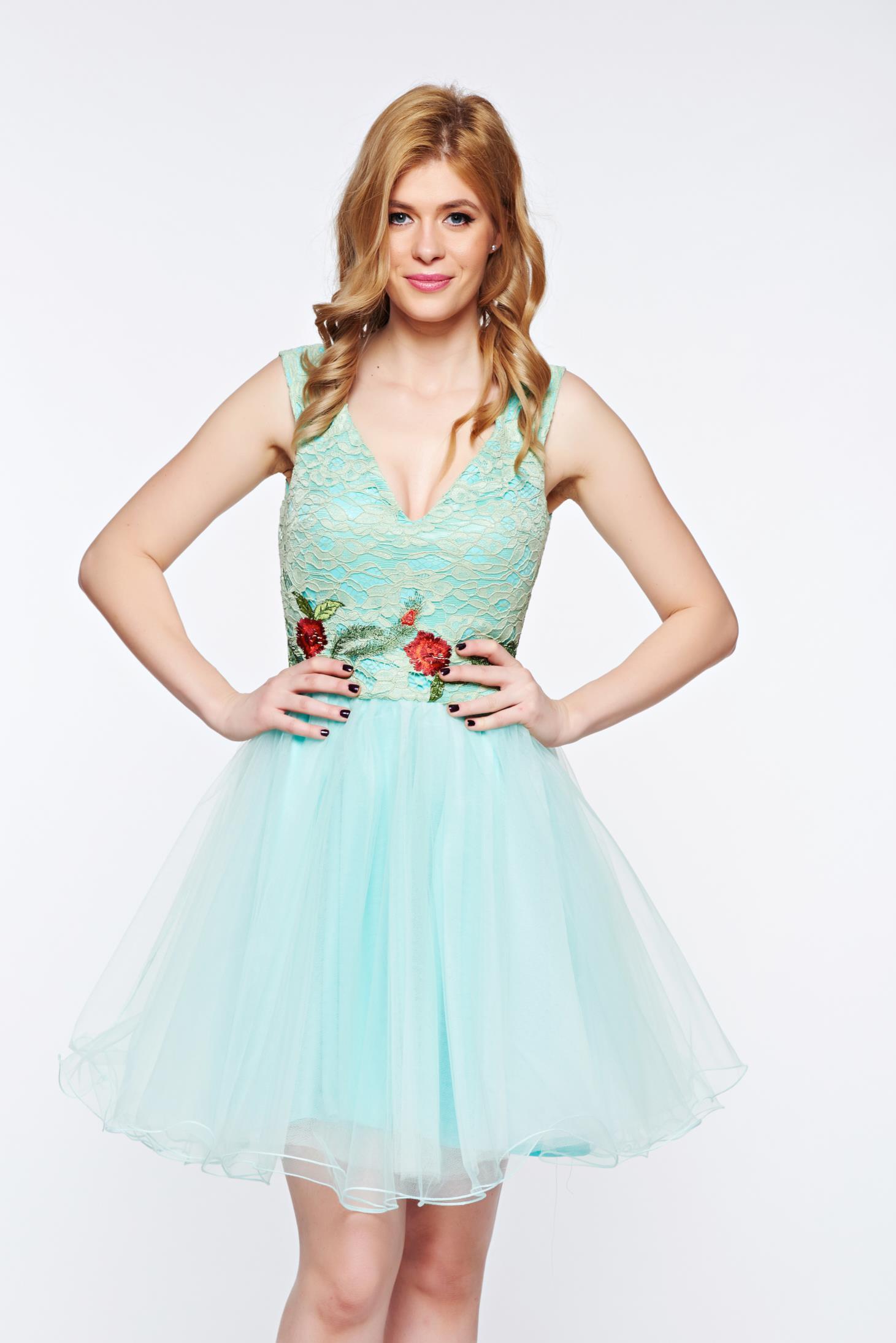 Fantastisch Minze Cocktail Kleid Fotos - Brautkleider Ideen ...