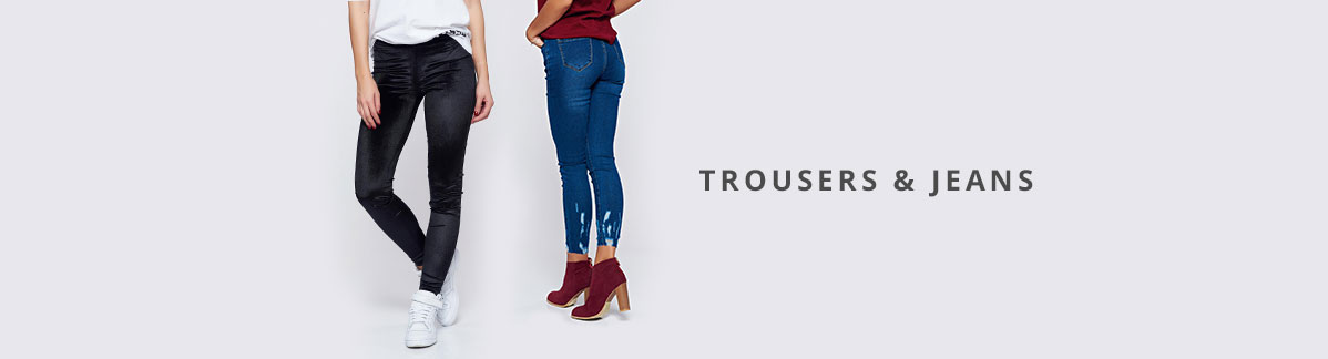 Jeans - Trousers