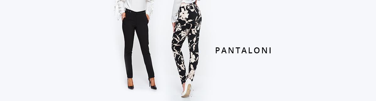 Pantaloni Dama largi