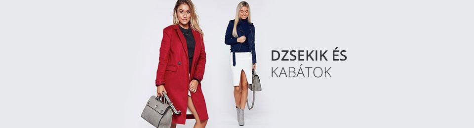 Kabátok & Dzsekik