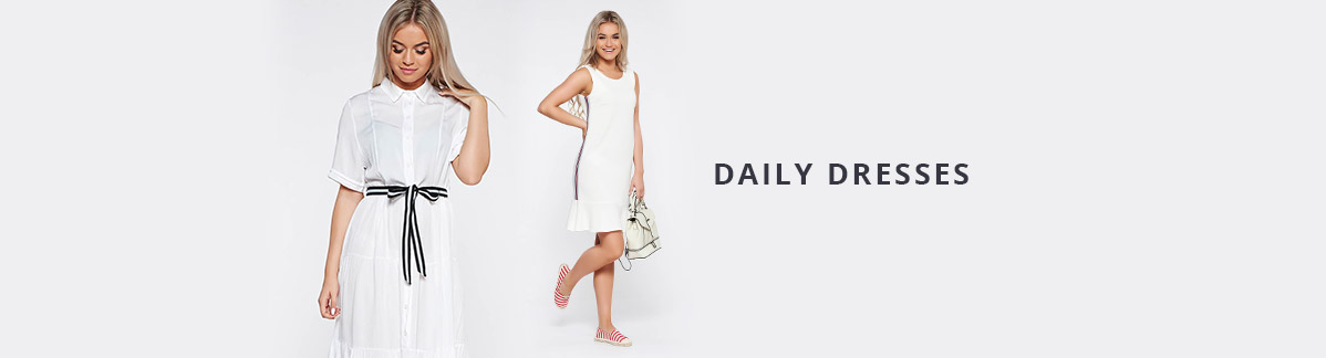 Daily dresses