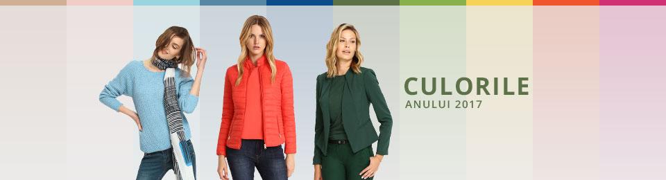 Moda in culorile anului