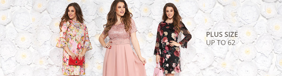 Plus Size Clothes up to 62